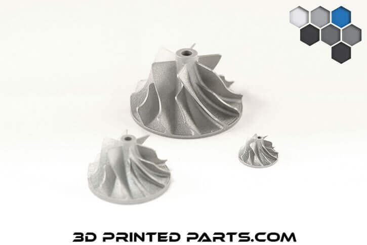 3D printed mini turbines