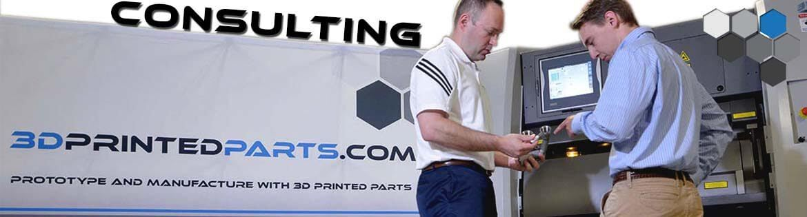 3D Consulting Services - 3D Printing