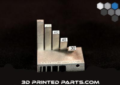 3D Printing Metal Capabilities