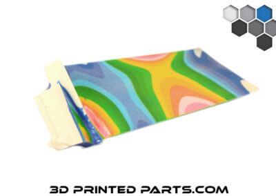 3D Printed Part Full Color