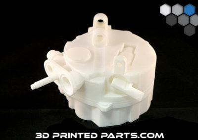 3D Printed Part Plastic Prototype Mold