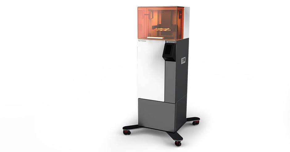 Figure 4 Standalone - Plastic 3D Printers