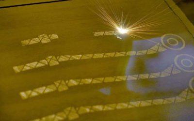 Designing Parts for Direct Metal Laser Sintering