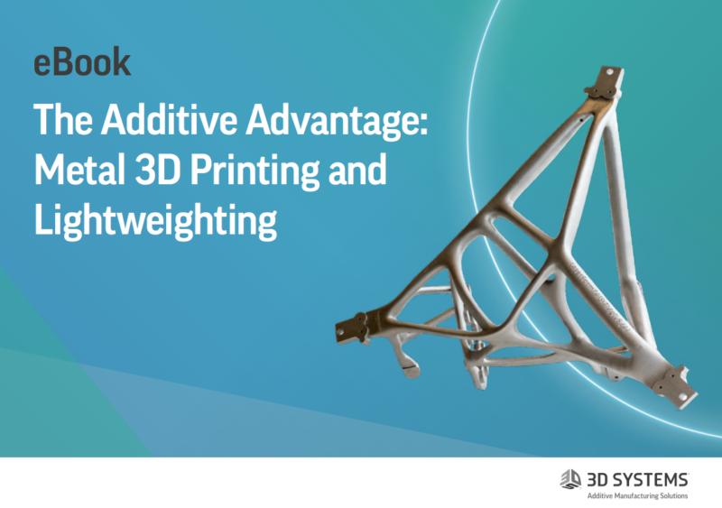 Metal 3D Printing & Lightweighting