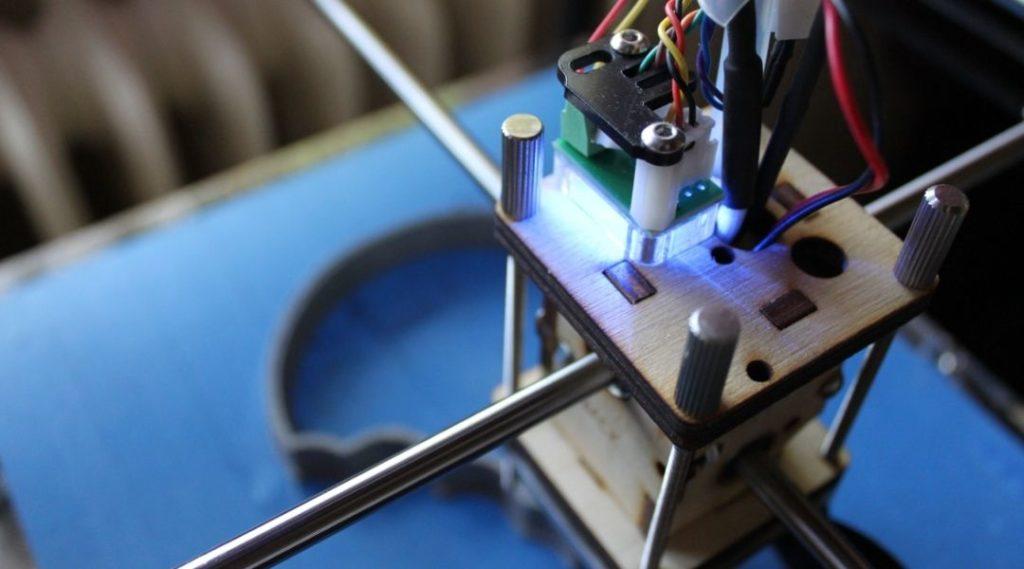 3D printerhead